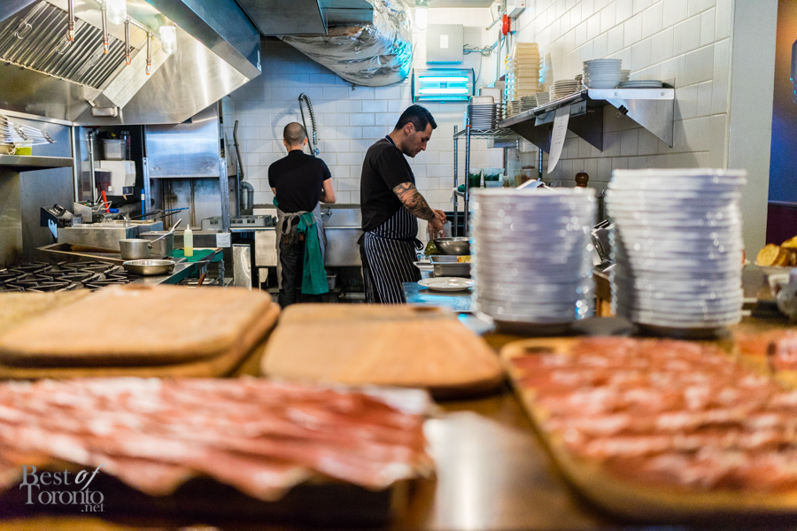 Chef Basilio Pesce