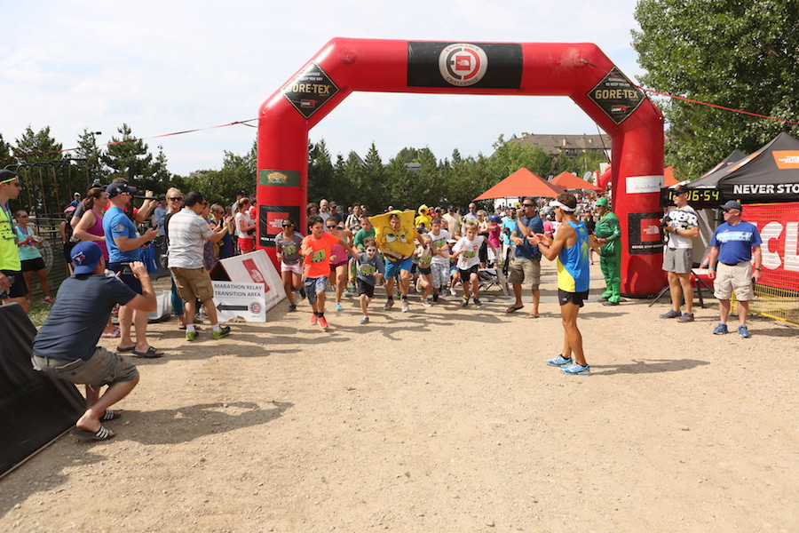 The kids races happen both days and are so much fun! Photo by Ken Schuh - Ultra Race Photos Race Photograpy, Ultra Race Photos, LLC.