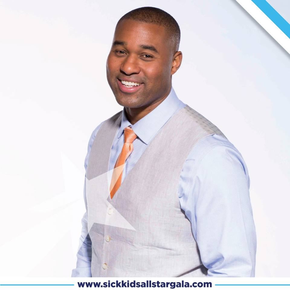 TSN's Cabbie Richards is hosting the All-Star Gala on Friday, June 26 2015