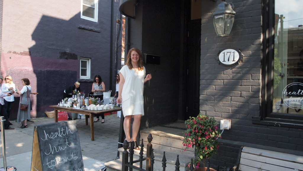 Tara Miller, Health Hut Boutique