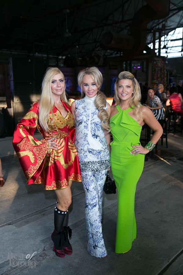 Sylvia Mantella, Suzanne Rogers, Cheryl Hickey | Photo: Nick Lee