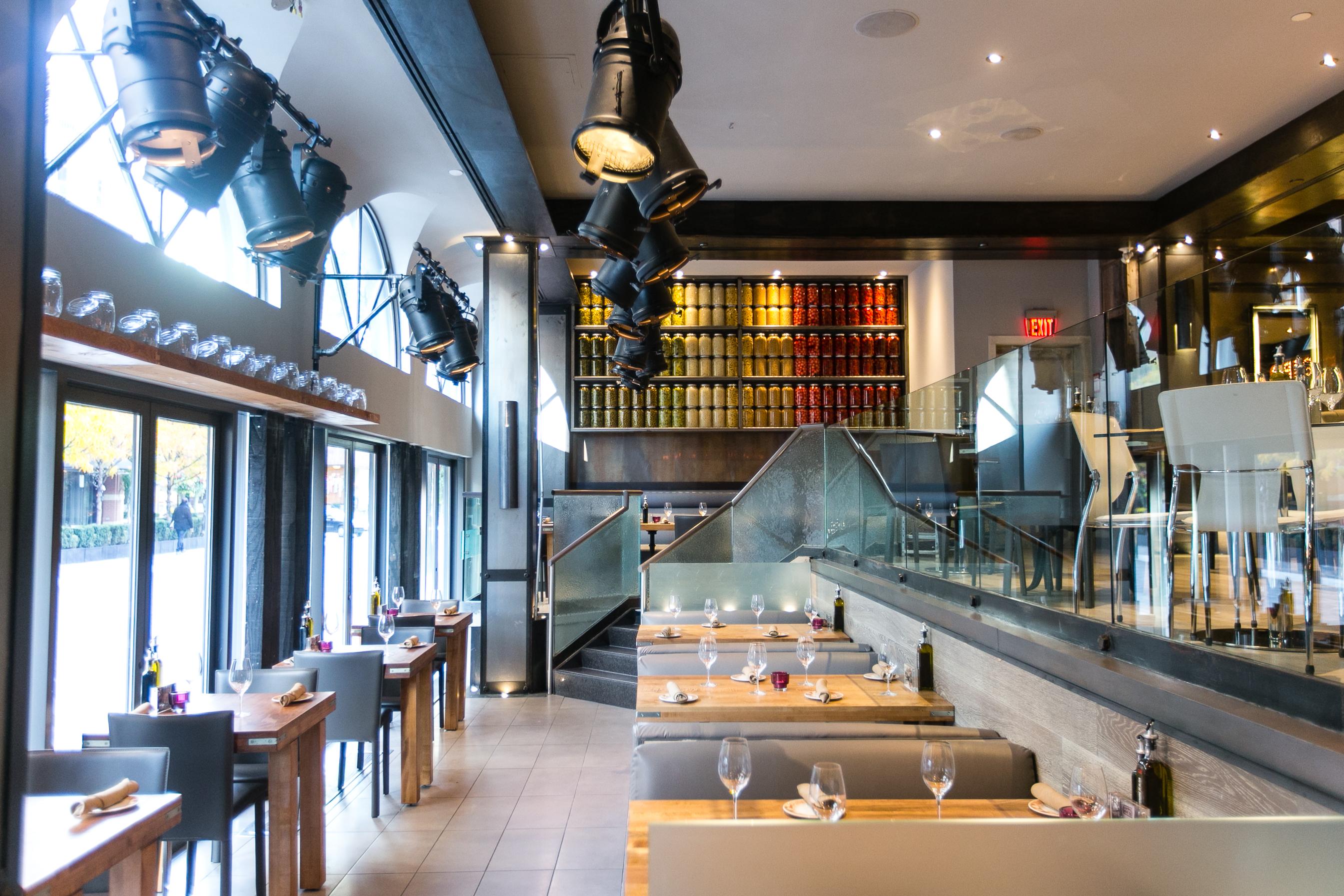 Merlot Toronto Restaurant