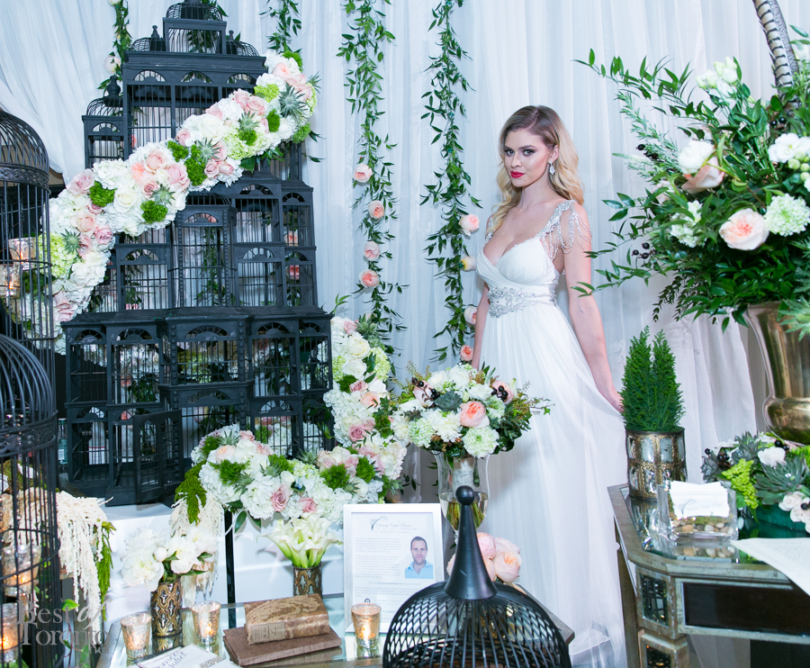 In photos wedluxe wedding show 2016 la dolce vita - Dolce vita toronto ...