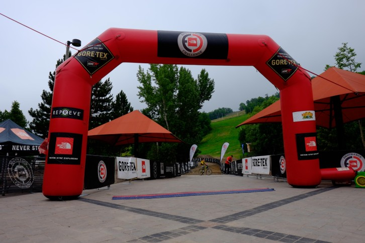 The North Face endurance Challenge Ontario