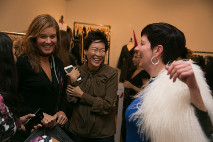 The Cabinet Éphémère fashion boutique launch in Toronto