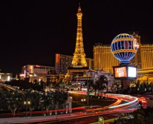 Design and infrastructure of casinos