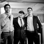 Nick Liu (Chef of Gwailo) , Andres Marquez (Fonda Lola)