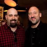 Chef Scott Vivian (Beast Restaurant), Alessandro Porcelli (Founder of Cook it Raw)