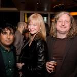 Shinan Govani (National Post), Susan Willemsen (The Siren Group), Joe Warwick (Author, Where Chefs Eat)