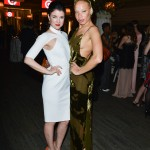 Gabrielle Miller, Stacey McKenzie (Photo credit: George Pimentel)