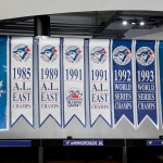 Inside the Blue Jays locker room