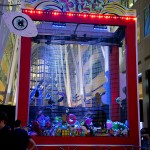 The Stockpile giant arcade game
