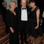 Nancy and Lloyd Robertson, Jeanne Beker | Photo: Tom Sandler