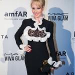 Suzanne Rogers, amfAR gala