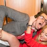 Elevator antics