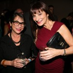 right: Jeanne Beker
