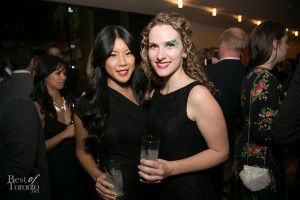 left: Nancy Niu