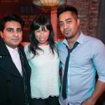 Shinan Govani, Pay Chen, Dave Sidhu