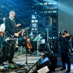 Steven Page and his band | Photo: George Pimentel
