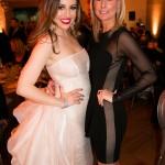 Brittney Kuczynski and Jennifer Bassett at Le Grand Bal