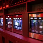 Touro has the largest enomatic wine dispensing selection in Ontario