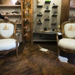 The Sam Edelman showroom