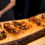 Incredible fall-off-the-bone ribs by Salt Wine Bar