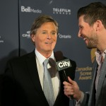 Brad C. Smith interviewing Gord Martineau