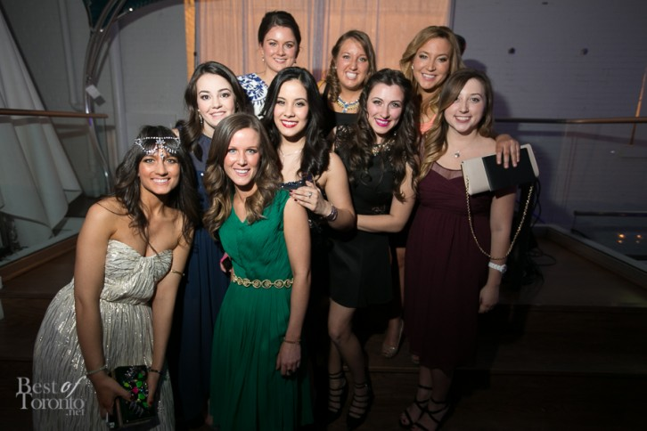 The Memory Ball committee, Friends for a Benefit (FFAB)