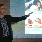 "Craig Kielburger, co-founder of ""Free the Children"""