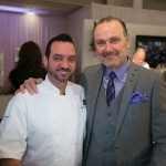 O&B Executive Chef and Michael Bonacini