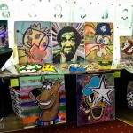JessGo art available for silent auction
