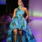 Jenna Bitove (Stylist, The Room) wearing Lida Baday