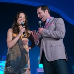 Kristin Kreuk, Paul Etherington