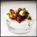 Beef tartare | Photo: Nellie Chen
