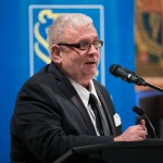 Edmund White, a 2014 Bonham Centre Award recipient