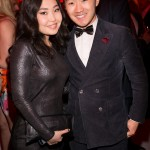 I love this stylish duo: Amarsana Gendunova, Lance Chung