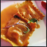 Lobster Ravioli | Photo: Nellie Chen