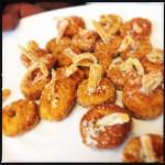 Pumpkin Fritters   Photo: Nellie Chen