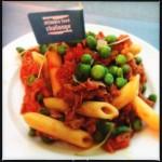 Tuna Pasta by Chef Daniel Mezzolo   Photo: Nellie Chen