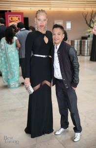 Stacey McKenzie, Sunny Fong