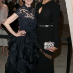 Karen Kain (Artistic Director of the National Ballet of Canada), Stacey McKenzie, model