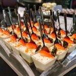 Eyal's Cheesecake (canape version)