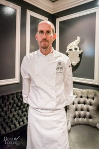 Executive Chef Eyal Liebman