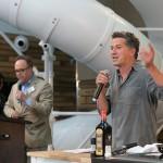 Host Bob Blumer