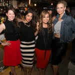Shayna Haddon, WEST Partner, Aliya-Jasmine Sovani, Melissa Grelo, Shay Lowe