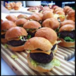Sliders by Fidel Gastro | Photo: Nellie Chen
