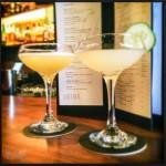The Elizabeth Houseman and Brass Vixen cocktails