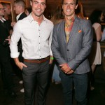 Tim Warmels (Bachelor Canada), Adam van Koeverden (Canadian Olympic Athlete)