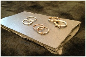 Rings | Photo: Courtesy of Alessia Magnotta